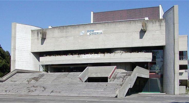 House of arts in Piešťany