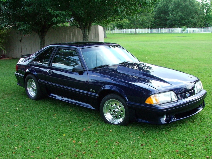 My 9th car, 1988 Ford Mustang GT, 302, 5 speed, (still one of my favorite cars)