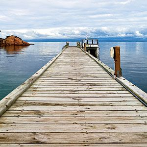 Tasmania.  I feel like that is the dock I used to sit on!