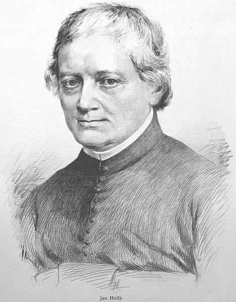 Ján Hollý (* 24. marec 1785, Borský Mikuláš – † 14. apríl 1849, Dobrá Voda; pochovaný na Dobrej Vode) bol slovenský katolícky farár, spisovateľ a prekladateľ. Je po ňom pomenovaná planétka (19955) Hollý.