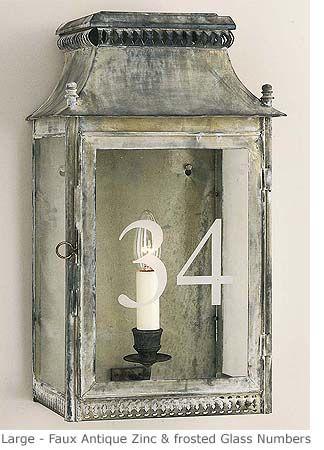 Ledbury Wall Lantern - Product WL 28