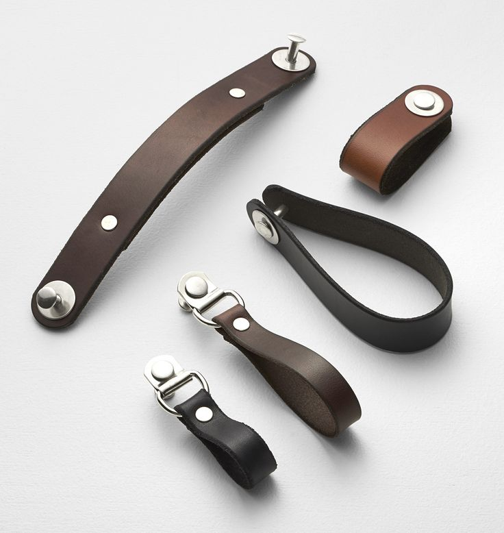 leather cabinet hardware kitchen and bath