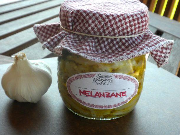 Melanzane+sott'olio