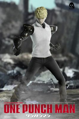 Crunchyroll - Genos 1/6th Scale Articulated Figure - One Punch Man