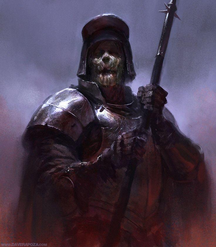 Dark Souls Knights by David Rapoza