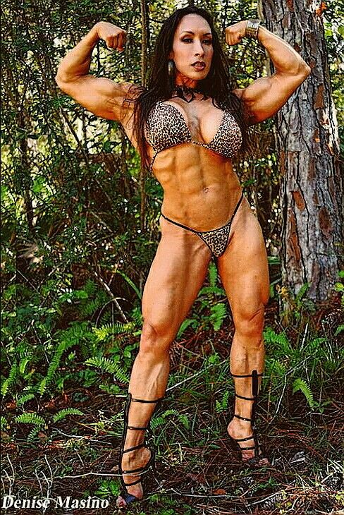 Can denise masino a girl her dog and a bone female bodybuilder especial. This