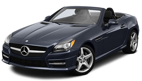 2013 Mercedes-Benz SLK250 Navigation $417/Month $0 Down Payment