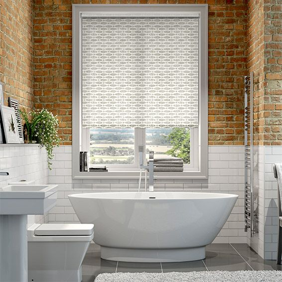 From bathrooms to kitchens and all the spaces in between, the Samaki Neutral roller blind is a muted masterpiece no matter the setting.