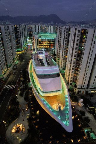 Shopping Center A Ship And Hong Kong On Pinterest