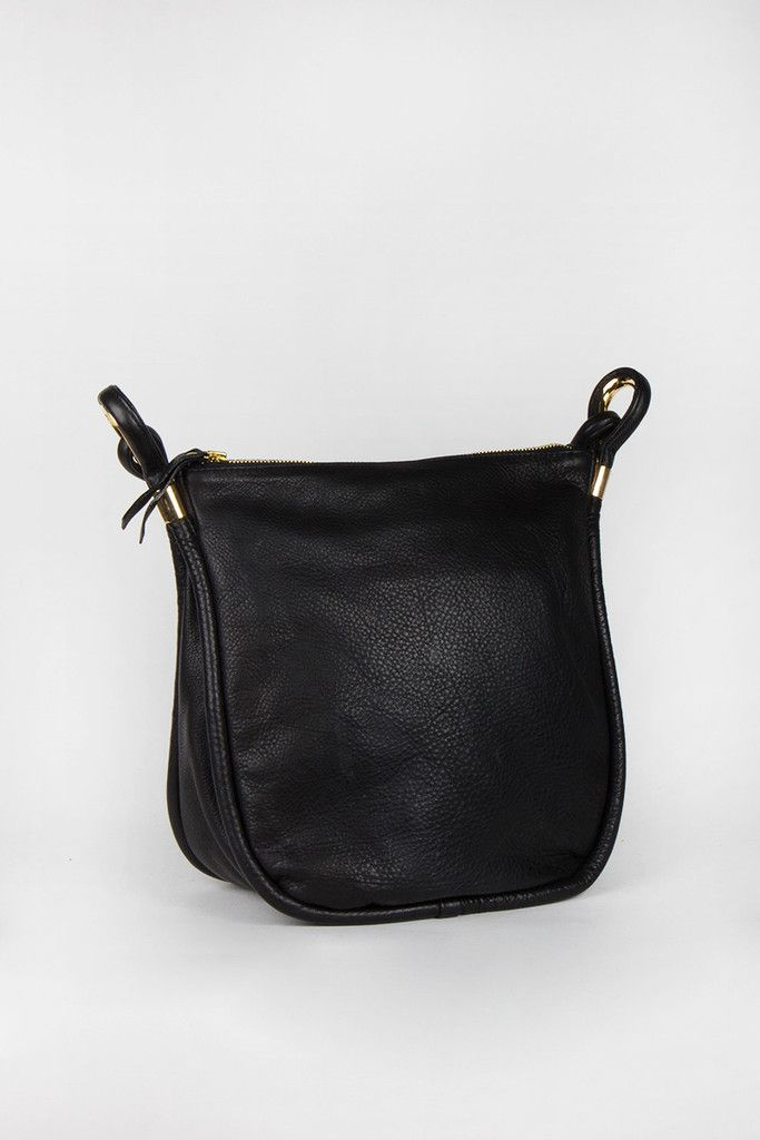Aand, Sea Sack II - black http://www.goodasgold.co.nz/collections/aandd
