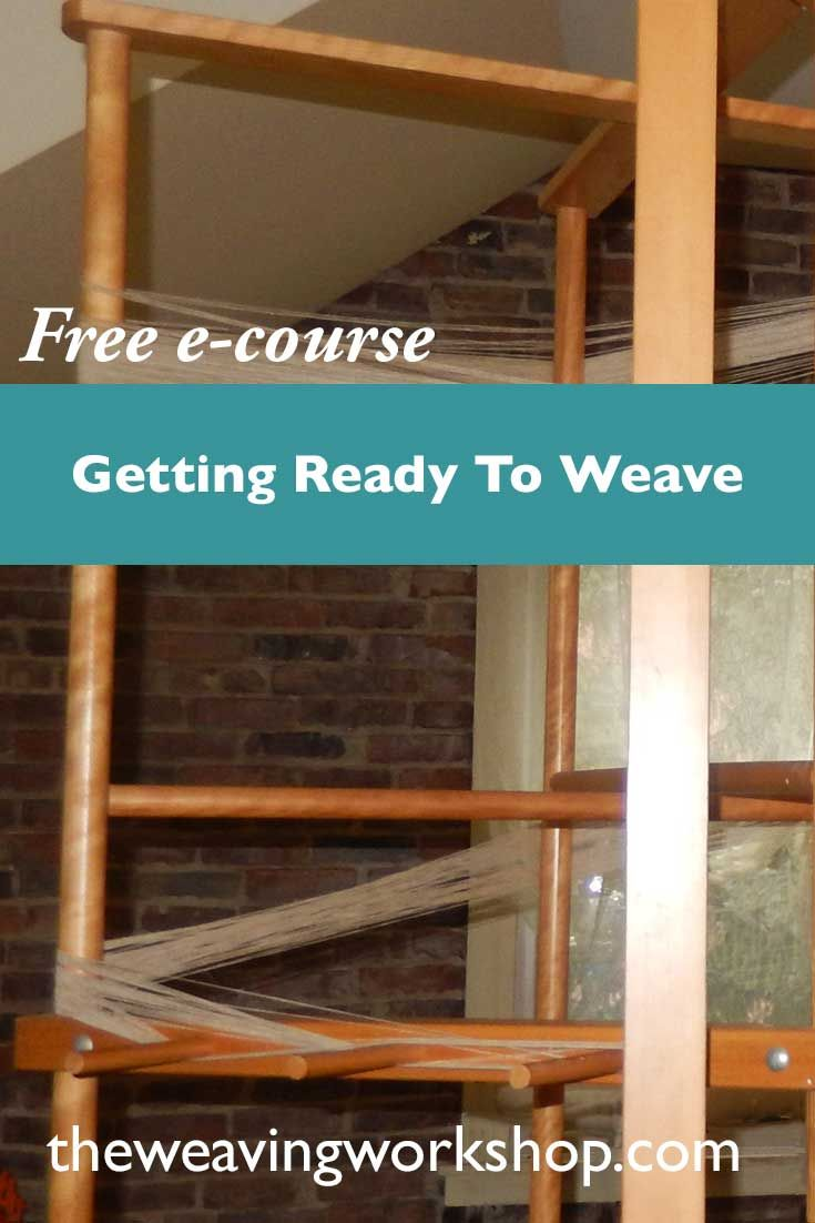 In this series of videos, you will see how to set up and be ready to weave on a Macomber handweaving loom. Watch and learn from artist and textile designer, Brittany McLaughlin, as she winds a warp, attaches the warp to the loom, threads the loom, and weaves a header. Along the way, she shares her tips and tricks for efficient hand loom set up.
