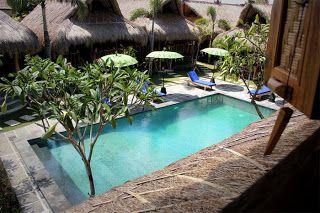 Dream Destinations (Regenwaldreisen): The Calmtree Bungalows, Bali
