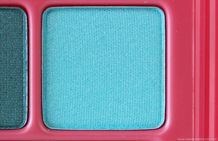 Maquillage des yeux avec ma dernière palette Yves Rocher.  La revue est disponible sur mon blog : http://www.needsandmoods.com/make-up-givre/  #yvesrocher #yves-rocher #yves #rocher #maquillage #makeup #make-up #bleu #frozen #beauty #beauté #blog #blogger #blogueuse