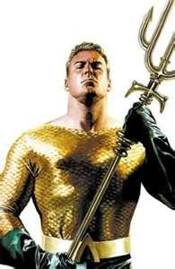 Aquaman-Alex Ross