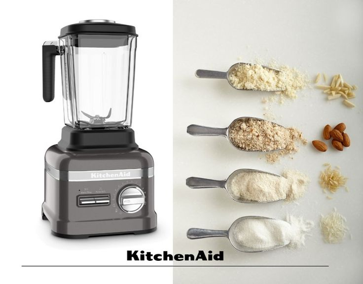 Homemade gluten free flour is now possible to make in half the time with the all powerful KitchenAid Power Plus Blender. Now you can make almond flour or rice flour at the switch of a button. Much love from KitchenAid Africa xx.  #KitchenAidAfrica #HeritageMonth #FoodBringsUsTogether
