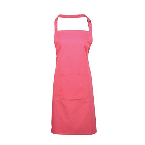 (Findes i rigtig mange forskellige farver) Adults/Unisex Plain Polycotton Bib Apron With Pocket - Various Colours Available (Fuchsia) Premier Workwear http://www.amazon.co.uk/dp/B00NU4ADFU/ref=cm_sw_r_pi_dp_Xh2Vwb0NXZH75