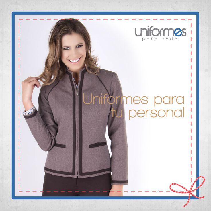 Si deseas cambiar tu dotación, no dudes en contactarnos. Hacemos tus uniformes con los mejores estándares de calidad. #UniformesParaTodo #Empresa #Dotación #Marca #Personalizar