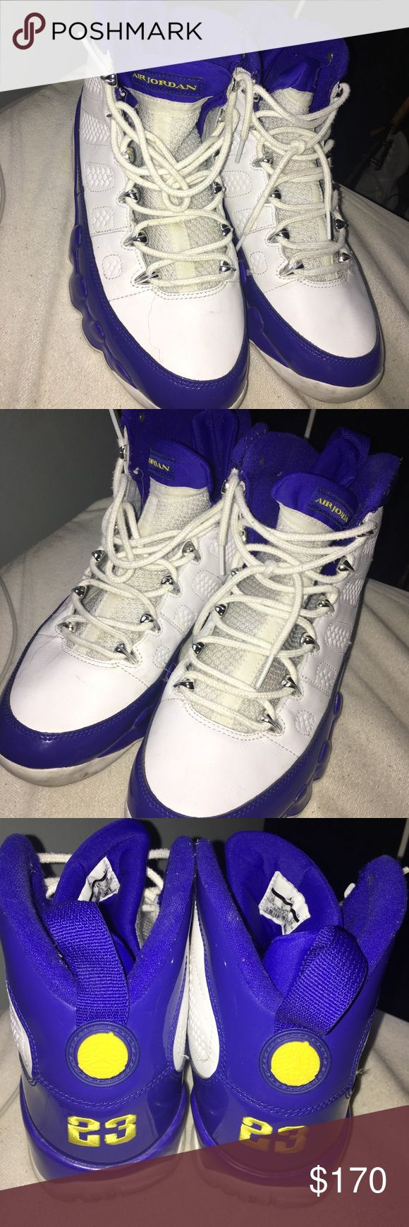 Jordan 9 Kobe edition size 10. Kobe edition Free shipping. Cash app or Paypal only . Blue. 100% authentic Jordan Shoes Sneakers