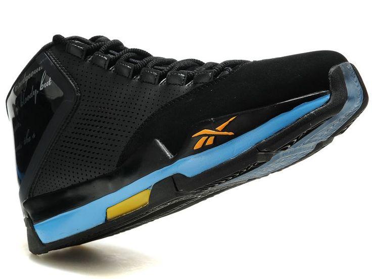 Allen Iverson Shoes | Reebok Allen Iverson Shoes Black Blue. Allen Iverson ShoesNike  Basketball ...