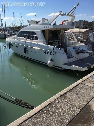 Anno #immatricolazione 2001, #visibile nelle #Marche: #Marina di Porto San #Giorgio, #dimensioni 12,90 x 4,05 mt, 2 #motori #Cummins da ... #annunci #nautica #barche #ilnavigatore