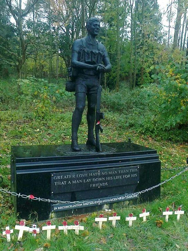 Troopie memorial