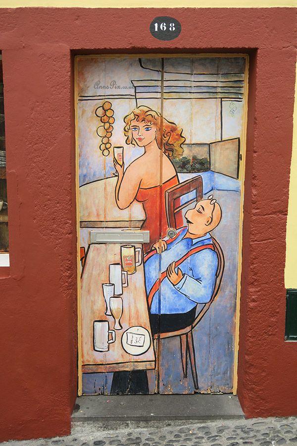 #OldTown, #Funchal, #Madeira https://uk.pinterest.com/annbri/