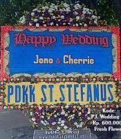 Karangan Bunga di Taipan Restaurant di JL.Putri Hijau Medan