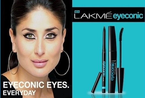 Lakme Eyeconic kajal is medically tested and completely harmless product for your eyes