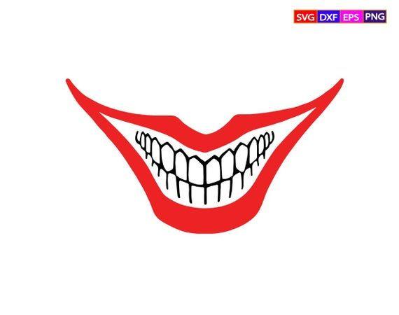 Joker Smile Svg Clown Smile Svg Joker Smile Shirt Joker Smile Mask Scary Smile Svg Joker Smile Vector Joker Svg Clown Laughing Svg Joker Smile Svg Joker