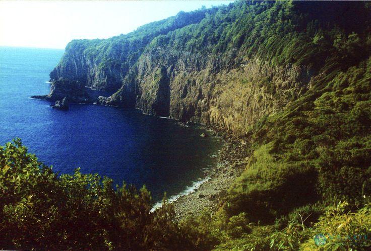 Ilha das Flores Island Portugal