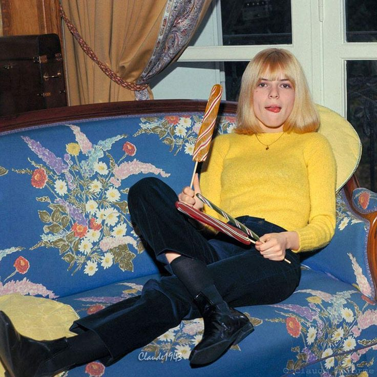 France Gall 1966