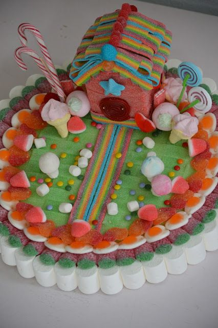 LOS DETALLES DE BEA: Hansel y Gretel y la casita de caramelo...