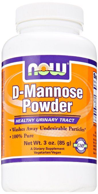 how to take d mannose powder