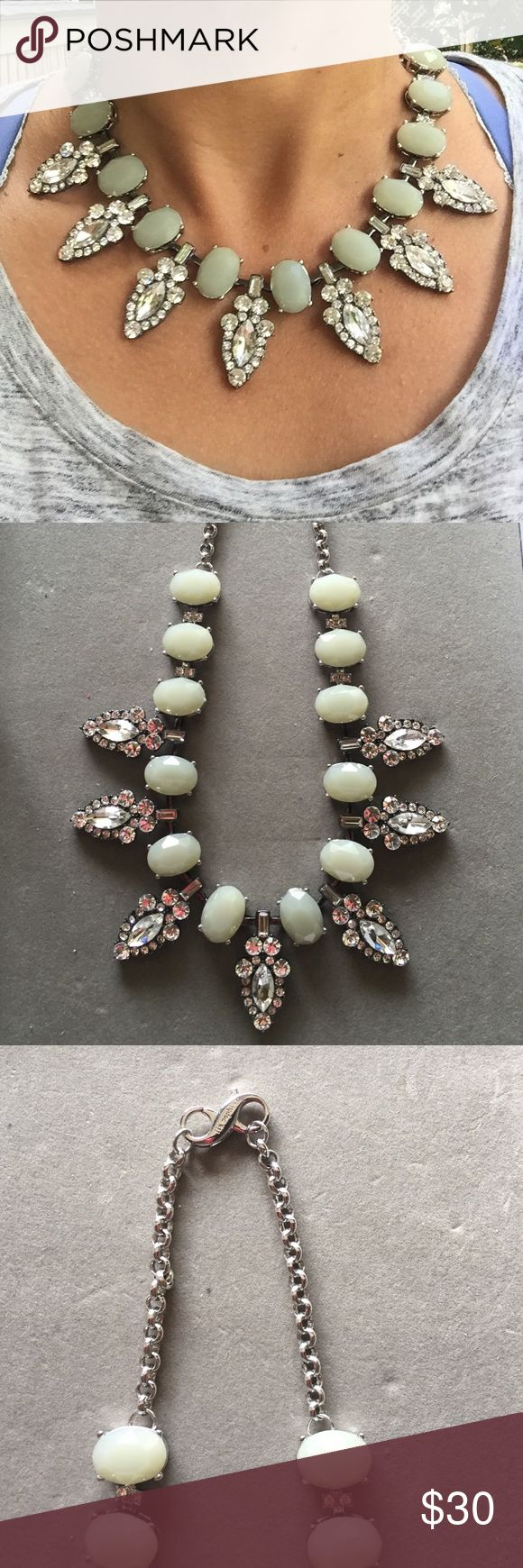 Lia Sophia necklace statement piece necklace by Lia Sophia Lia Sophia Jewelry Necklaces