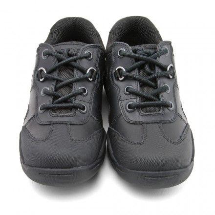 Mine, Black Leather Boys Lace-up School Shoes - School Shoes - Boys Shoes http://www.startriteshoes.com/boys-shoes/school-shoes/mine-black