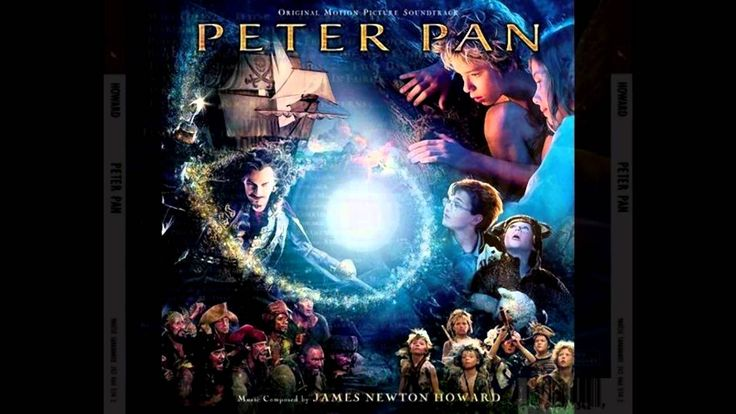 James Newton Howard Peter Pan - 12 - Fairy Dance - really pretty music score