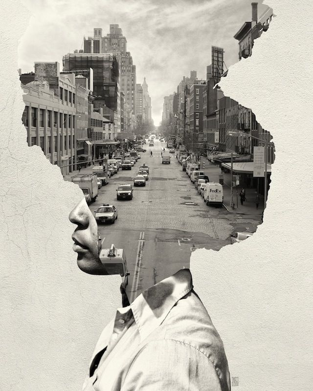 Cityscapes Portraits-9B
