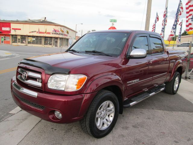 2006 Toyota Tundra SR5 4dr Double Cab 4WD SB, exterior