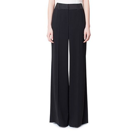 Black trousers Caprera by Art.365