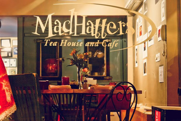 Three blocks from the river is MadHatters Tea House & Cafe (320 Beauregard St, 210-212-4832), an Alice-in-Wonderland-themed tearoom. This eclectic, sprawling restaurant serves fruit-laden French toast, eggs scrambled with veggies or meats, and Mexican egg dishes for its weekend brunch.