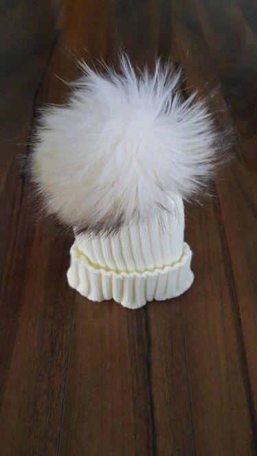 Pompom beanies Available from Suzanne Ryan Millinery DUBLIN  €30
