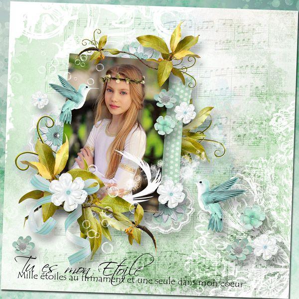"""Dreams Come True"" by Angel's Designs,  http://www.oscraps.com/shop/Angels-Designs/"