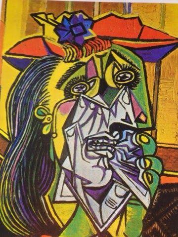 de stijl van Pablo Picasso