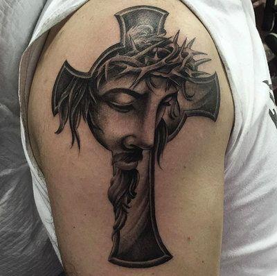 Jesus Cross by hassified.deviantart.com on @DeviantArt