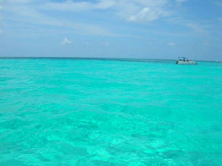 Mar en San Andrés  Isla