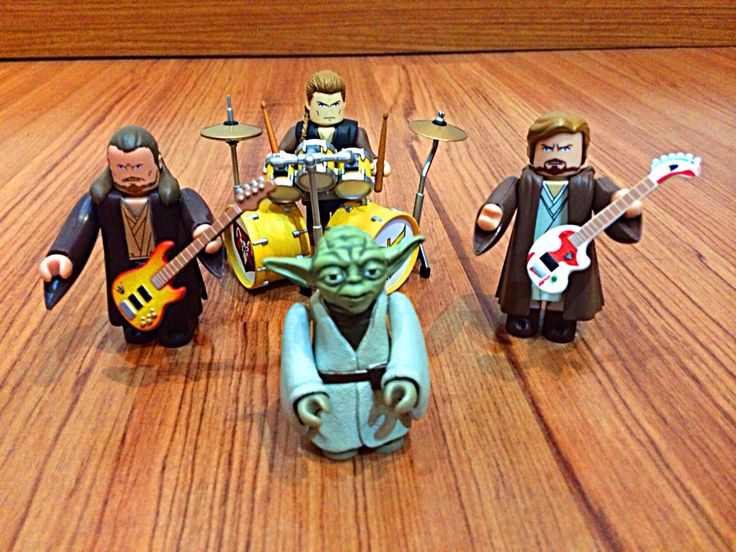 The Jedis, Song Title: The Force Will Always Be With You