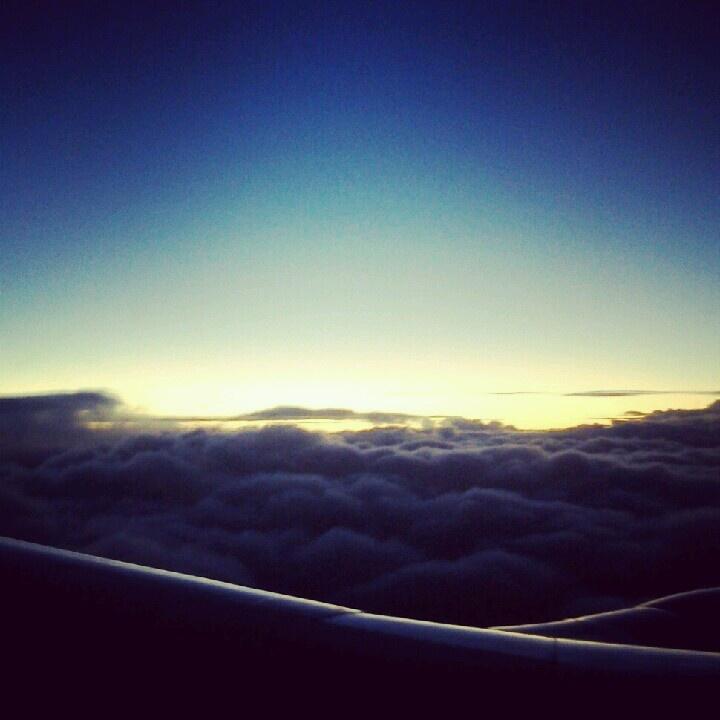 Cielo sobre Pto.Montt