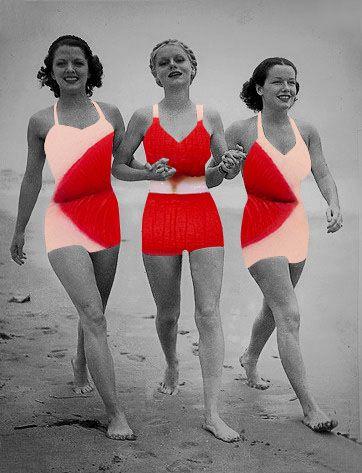 """""""Beach Kiss"""" by Merve Ozaslan"""