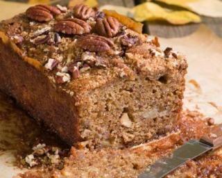 Gâteau au miel et aux noix de pécan : http://www.fourchette-et-bikini.fr/recettes/recettes-minceur/gateau-au-miel-et-aux-noix-de-pecan.html