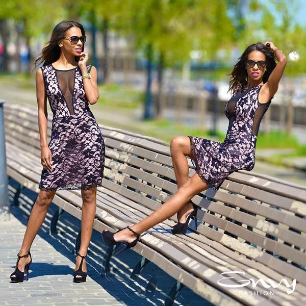Csábíts ezzel a csodálatos csipkeruhával!  Envy Fashion- Corvin sétány